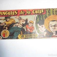Tebeos: ANGELES DE LA CALLE Nº 14 HISPANOAMERICANA ORIGINAL. Lote 247995915