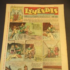 Tebeos: LEYENDAS INFANTILES (1942, SENDA / HISPANO AMERICANA) 157 · 5-VI-1945 · LEYENDAS INFANTILES / LEYEND. Lote 248701350