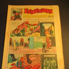 Tebeos: LEYENDAS INFANTILES (1942, SENDA / HISPANO AMERICANA) 144 · 3-III-1945 · LEYENDAS INFANTILES / LEYE. Lote 248721870