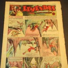 Tebeos: LEYENDAS INFANTILES (1942, SENDA / HISPANO AMERICANA) 124 · 14-X-1944 · LEYENDAS INFANTILES / LEYEND. Lote 248774990