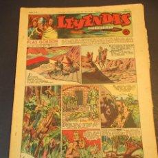 Tebeos: LEYENDAS INFANTILES (1942, SENDA / HISPANO AMERICANA) 114 · 11-VII-1944 · LEYENDAS INFANTILES / LEYE. Lote 248937575