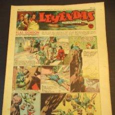 Tebeos: LEYENDAS INFANTILES (1942, SENDA / HISPANO AMERICANA) 111 · 20-VI-1944 · LEYENDAS INFANTILES / LEYE. Lote 248941535