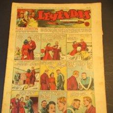 Tebeos: LEYENDAS INFANTILES (1942, SENDA / HISPANO AMERICANA) 107 · 23-V-1944 · LEYENDAS INFANTILES / LEYEND. Lote 248942775