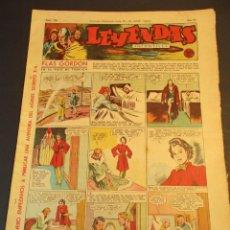 Tebeos: LEYENDAS INFANTILES (1942, SENDA / HISPANO AMERICANA) 106 · 16-V-1944 · LEYENDAS INFANTILES / LEYEND. Lote 248942965