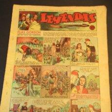 Tebeos: LEYENDAS INFANTILES (1942, SENDA / HISPANO AMERICANA) 103 · 25-IV-1944 · LEYENDAS INFANTILES / LEYEN. Lote 248944155