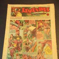 Tebeos: LEYENDAS INFANTILES (1942, SENDA / HISPANO AMERICANA) 102 · 18-IV-1944 · LEYENDAS INFANTILES / LEYE. Lote 248944400