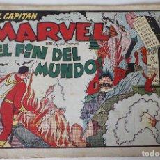Tebeos: EL CAPITÁN MARVEL, EDITORIAL HISPANO AMERICANA 1947, NÚMERO 25 ORIGINAL. Lote 251848570