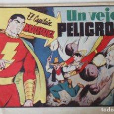 Tebeos: EL CAPITÁN MARVEL, EDITORIAL HISPANO AMERICANA 1947, NÚMERO 11 ORIGINAL. Lote 251887315
