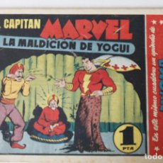 Tebeos: EL CAPITÁN MARVEL, EDITORIAL HISPANO AMERICANA 1947, NÚMERO 10 ORIGINAL. Lote 251887725