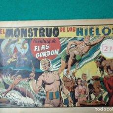 Tebeos: EL MONSTRUO DE LOS HIELOS. FLAS GORDON. HISPANOA AMERICANA DE EDICIONES.. Lote 253476705