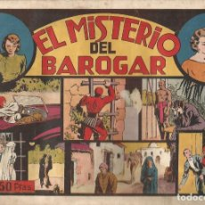 Tebeos: EL HOMBRE ENMASCARADO EL MISTERIO DEL BAROGAR Nº 13 ORIGINAL ED HISPANO AMERICANA EPISODIO COMPLETO. Lote 253909885