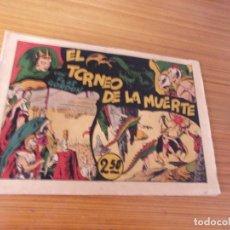Tebeos: FLAS GORDON EL TORNEO DE LA MUERTE EDITA HISPANO AMERICANA. Lote 253955455