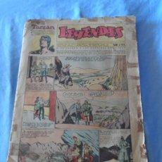 Tebeos: LEYENDAS INFANTILES Nº 141 AÑO 1937 EDITORIAL HISPANO AMERICANA. Lote 254013040