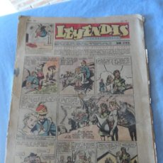 Tebeos: LEYENDAS INFANTILES Nº 155 AÑO 1937 EDITORIAL HISPANO AMERICANA. Lote 254052080