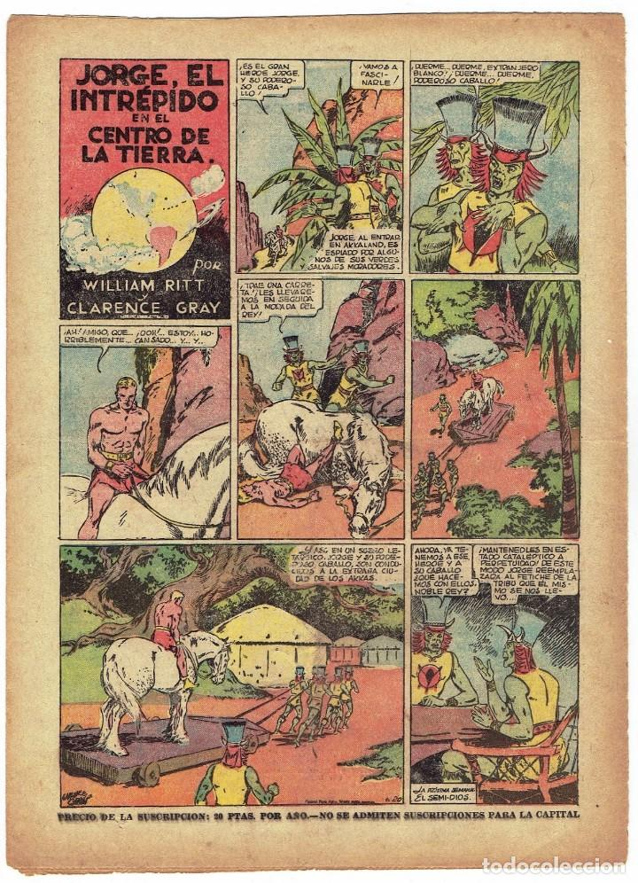 Tebeos: TIM TYLER Nº 97 - HISPANO AMERICANA JUNIO 1938 - Foto 2 - 254106745