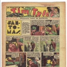 Tebeos: TIM TYLER Nº 97 - HISPANO AMERICANA JUNIO 1938. Lote 254106745