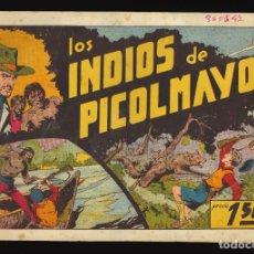 BDs: JUAN Y LUIS - HISPANO AMERICANA / NÚMERO 8 (LOS INDIOS DE PICOLMAYO). Lote 254345705