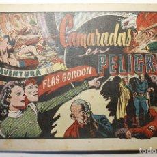 """Tebeos: LAS GRANDES AVENTURAS, HISPANO AMERICANA 1946, NÚMERO 12 """"CAMARADAS EN PELIGRO"""". Lote 254569065"""