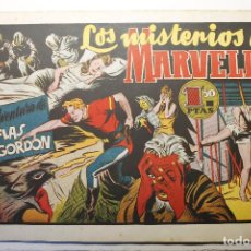 """Tebeos: LAS GRANDES AVENTURAS, HISPANO AMERICANA 1946, NÚMERO 23 """"LOS MISTERIOS DE MARVELLA"""". Lote 254576515"""
