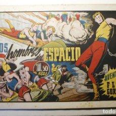 """Tebeos: LAS GRANDES AVENTURAS, HISPANO AMERICANA 1946, NÚMERO 25 """"LOS HOMBRES DEL ESPACIO"""". Lote 254576940"""