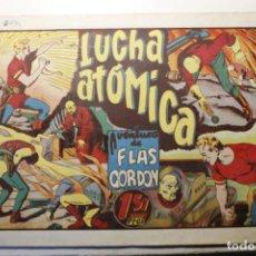 """Tebeos: LAS GRANDES AVENTURAS, HISPANO AMERICANA 1946, NÚMERO 26 """"LUCHA ATÓMICA"""". Lote 254577445"""