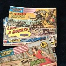 Livros de Banda Desenhada: EL PEQUEÑO SHERIFF, LOTE DE 27 NÚMEROS, HISPANO AMERICANA. Lote 254708325