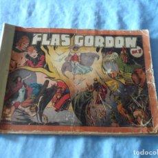 Tebeos: FLAS FLASH GORDON ALBUM ROJO Nº 1 Y Nº 2 EDITA HISPANO AMERICANA. Lote 254730995