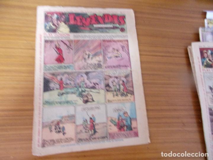 LEYENDAS INFANTILES Nº 134 EDITA HISPANO AMERICANA (Tebeos y Comics - Hispano Americana - Leyendas Infantiles)