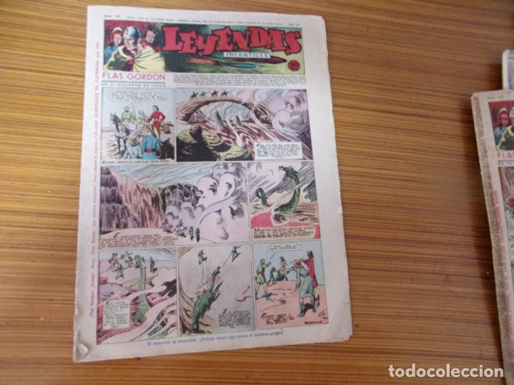 LEYENDAS INFANTILES Nº 130 EDITA HISPANO AMERICANA (Tebeos y Comics - Hispano Americana - Leyendas Infantiles)
