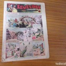 Tebeos: LEYENDAS INFANTILES Nº 130 EDITA HISPANO AMERICANA. Lote 254857065