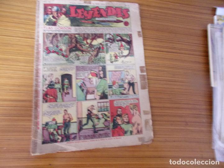 LEYENDAS INFANTILES Nº 125 EDITA HISPANO AMERICANA (Tebeos y Comics - Hispano Americana - Leyendas Infantiles)