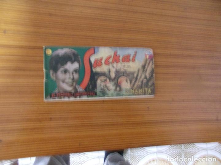 SUCHAI Nº 25 EDITA HISPANO AMERICANA (Tebeos y Comics - Hispano Americana - Suchai)