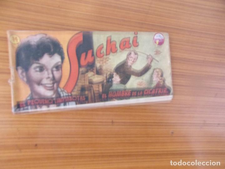 SUCHAI Nº 14 EDITA HISPANO AMERICANA (Tebeos y Comics - Hispano Americana - Suchai)
