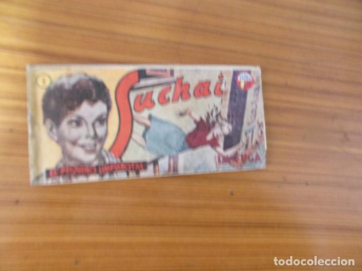 SUCHAI Nº 9 EDITA HISPANO AMERICANA (Tebeos y Comics - Hispano Americana - Suchai)