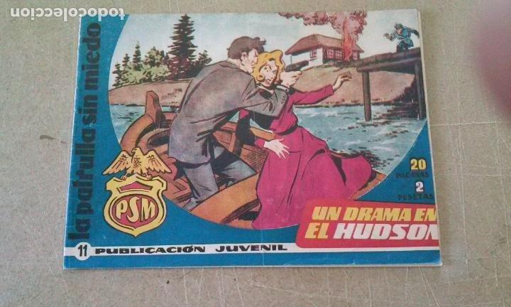 PATRULLA SIN MIEDO Nº 11 -HISPANO AMERICANA -T (Tebeos y Comics - Hispano Americana - Otros)