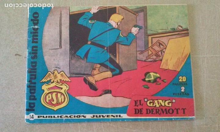 PATRULLA SIN MIEDO Nº 14 -HISPANO AMERICANA -T (Tebeos y Comics - Hispano Americana - Otros)