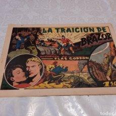 Tebeos: FLAS GORDON, LA TRAICIÓN DE BRAZOR, HISPANOAMERICANA. Lote 257546620