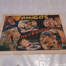 Tebeos: FLAS GORDON, AMIGOS EN LA NECESIDAD, HISPANOAMERICANA. Lote 257546925