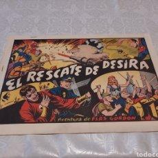 Tebeos: FLAS GORDON, EL RESCATE DE DESIRA, HISPANOAMERICANA. Lote 257547230