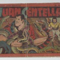 Tebeos: JUAN CENTELLA, ÁLBUM 6, 1944, HISPANO AMERICANA. Lote 259245625