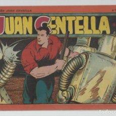 Tebeos: JUAN CENTELLA, ÁLBUM 8, 1944, HISPANO AMERICANA, BUEN ESTADO. Lote 259246465