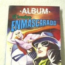 Tebeos: EL HOMBRE ENMASCARADO ALBUM RETAPADO 4 NÚM, DEL 35 AL 38. Lote 260449035