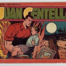 Tebeos: JUAN CENTELLA Nº 7 - AÑOS 40 - HISPANO AMERICANA. Lote 261697775