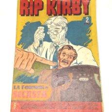 Tebeos: RIP KIRBY Nº 8 LA FORMA SECRETA EDITORIAL HISPANO AMERICANA AÑO 1947 ORIGINAL. Lote 262051680