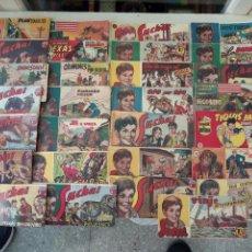 Tebeos: LOTE DE 30 COMICS EDITORIAL HISPANO AMERICANA AÑOS 50: SUCHAI,TIM EL PEQUEÑO VAGABUNDO,ETC...... Lote 262876225