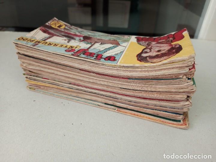 Tebeos: Lote de 30 comics editorial hispano americana años 50: Suchai,Tim el pequeño vagabundo,etc..... - Foto 2 - 262876225