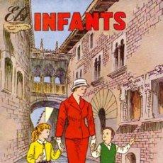 Tebeos: ELS INFANTS-HISPANO AMERICANA- Nº 3 -GARCÍA LORENTE-BATLLORI-M.SCHMIDT-CASANYS-1957-DIFÍCIL-LEA-4741. Lote 262957005