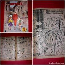 Tebeos: ELS INFANTS Nº 3 DE LA PUBLICACIÓ HISPANO AMERICANA 1958. Lote 264054745