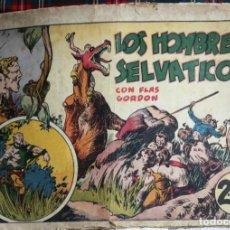 Tebeos: AVENTURAS DE FLAS GORDON - ORIGINAL. Lote 264822804