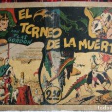 Tebeos: AVENTURAS DE FLAS GORDON - ORIGINAL. Lote 264823919
